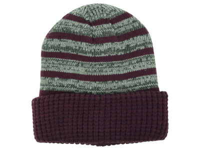 LIDS Private Label PL Marled Stripe 4 Way Cuffed Knit