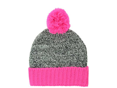 LIDS Private Label PL Youth Girls Cuffed Pom Knit