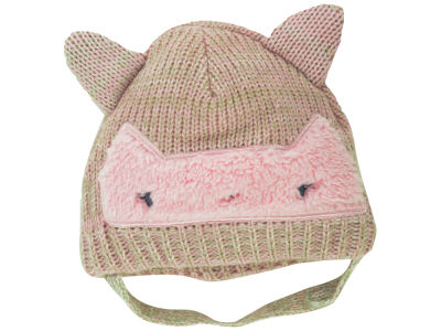 LIDS Private Label PL Cat Ears Toddler Knit