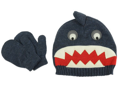 LIDS Private Label PL Shark Toddler Knit