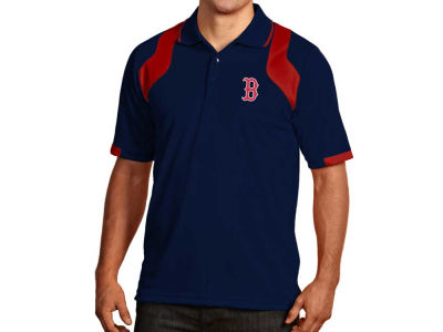 Boston Red Sox MLB Men's Fusion Polo Shirt