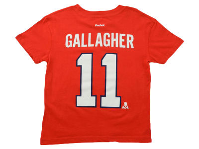 Montreal Canadiens Brendan Gallagher NHL CN Kids Player T-Shirt