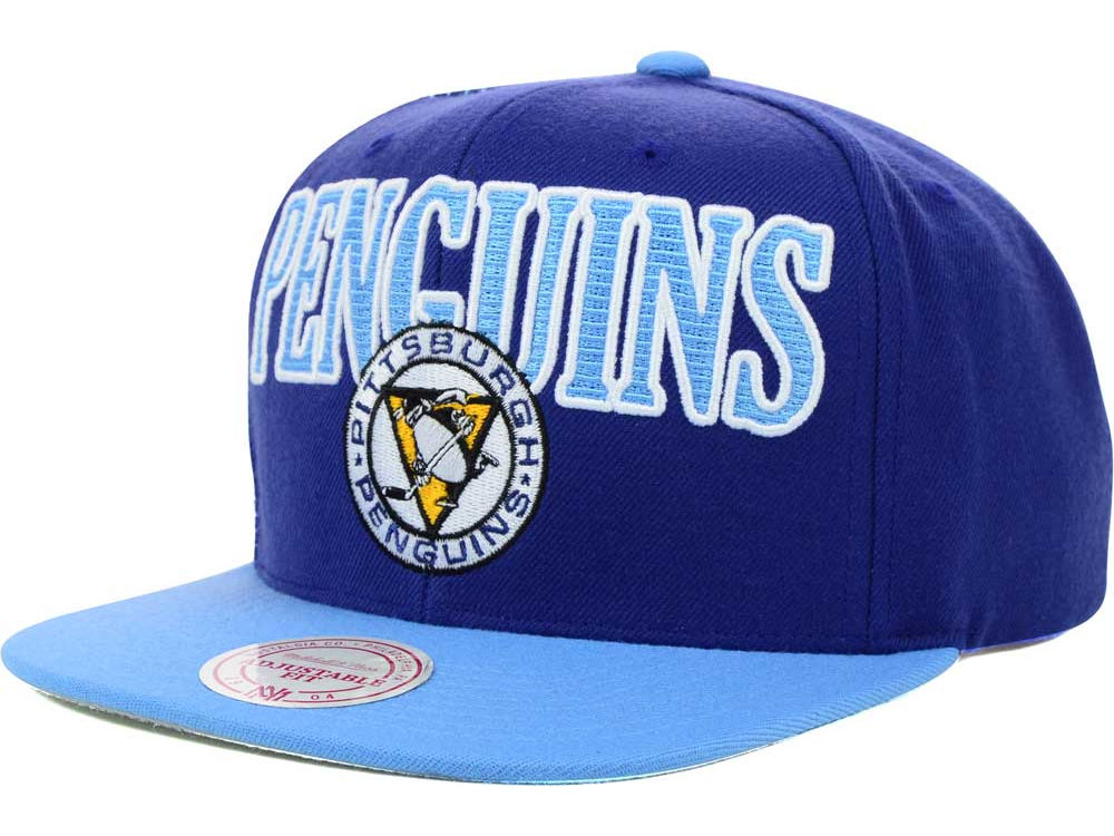 Pittsburgh Penguins Mitchell   Ness NHL Chase Snapback Cap  a9d31261b509