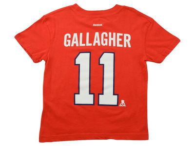 Montreal Canadiens Brendan Gallagher NHL CN Toddler Player T-Shirt