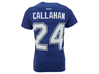 Tampa Bay Lightning Ryan Callahan Reebok NHL Men's Player T-Shirt