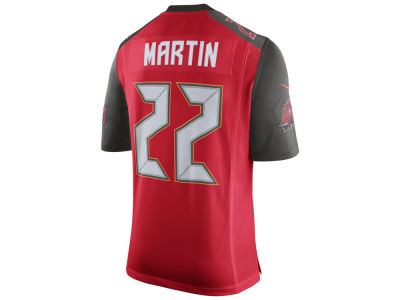 Tampa Bay Buccaneers Doug Martin Nike NFL Men's Limited Jersey