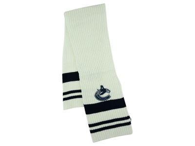 Vancouver Canucks Old Time Hockey NHL Women's Glacier Scarf