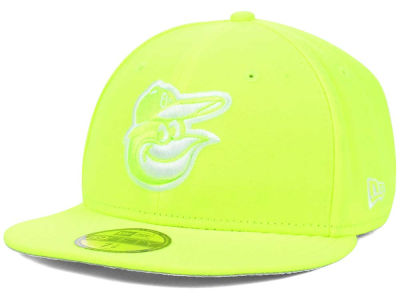 Baltimore Orioles New Era MLB C-Dub 59FIFTY Cap