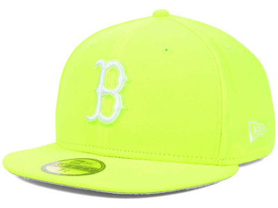 Boston Red Sox New Era MLB C-Dub 59FIFTY Cap