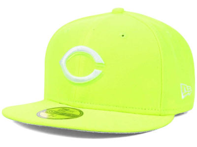 Cincinnati Reds New Era MLB C-Dub 59FIFTY Cap