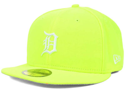 Detroit Tigers New Era MLB C-Dub 59FIFTY Cap