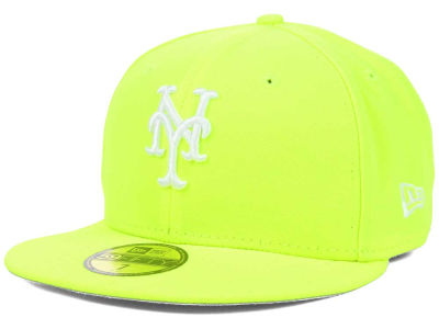 New York Mets New Era MLB C-Dub 59FIFTY Cap