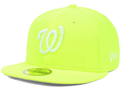 Washington Nationals New Era MLB C-Dub 59FIFTY Cap