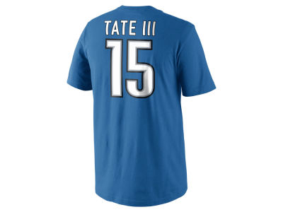 Detroit Lions Golden Tate Nike NFL Pride Name and Number T-Shirt