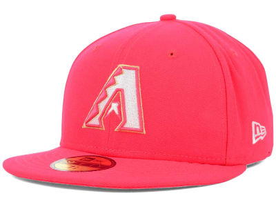 Arizona Diamondbacks New Era MLB C-Dub 59FIFTY Cap