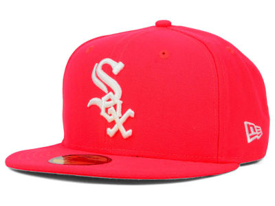 Chicago White Sox New Era MLB C-Dub 59FIFTY Cap