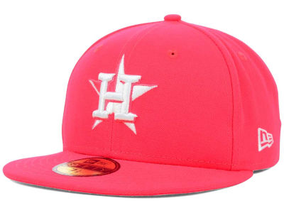Houston Astros New Era MLB C-Dub 59FIFTY Cap