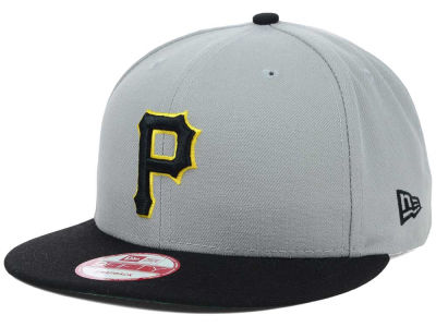 Pittsburgh Pirates New Era MLB C-Town 9FIFTY Snapback Cap
