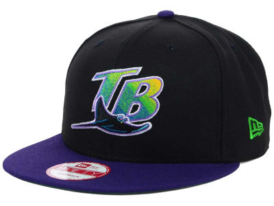 Tampa Bay Rays New Era MLB C-Town 9FIFTY Snapback Cap