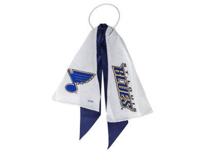 St. Louis Blues Ponytail Holder