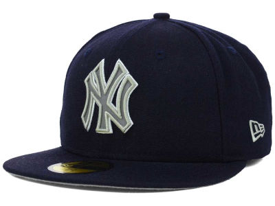 New York Yankees New Era MLB Team Reflective 59FIFTY Cap