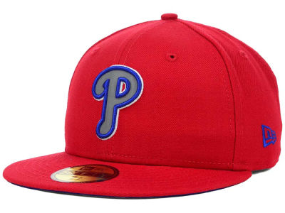 Philadelphia Phillies New Era MLB Team Reflective 59FIFTY Cap
