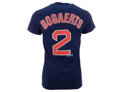 Boston Red Sox Xander Bogaerts MLB Men's Official Player T-Shirt
