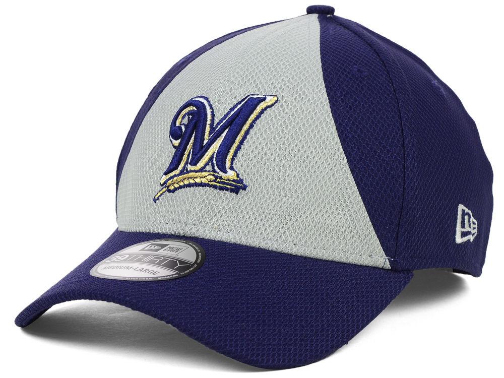 d11d0355914 Milwaukee Brewers New Era MLB 2014 All Star Game 39THIRTY Cap