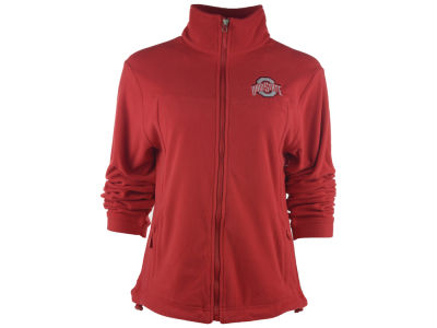 Ohio State Buckeyes NCAA Women's Wordmark Fleece Jacket