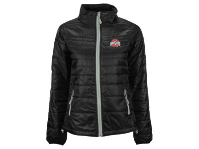 Ohio State Buckeyes NCAA Women's Puffer Jacket