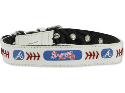 Atlanta Braves Pet Collar