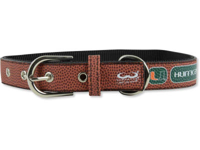 Miami Hurricanes Pet Collar