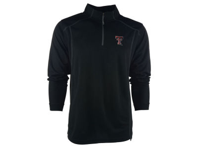 Texas Tech Red Raiders NCAA Poly Mesh 1/4 Zip Up Pullover Shirt