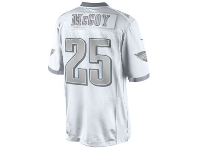 Philadelphia Eagles Nike NFL Men's Platinum Jersey