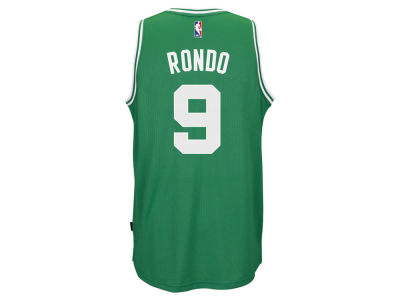 Boston Celtics Rajon Rondo adidas NBA Swingman Jersey