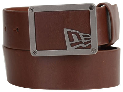 New Era Branded Frame Buckle Belt