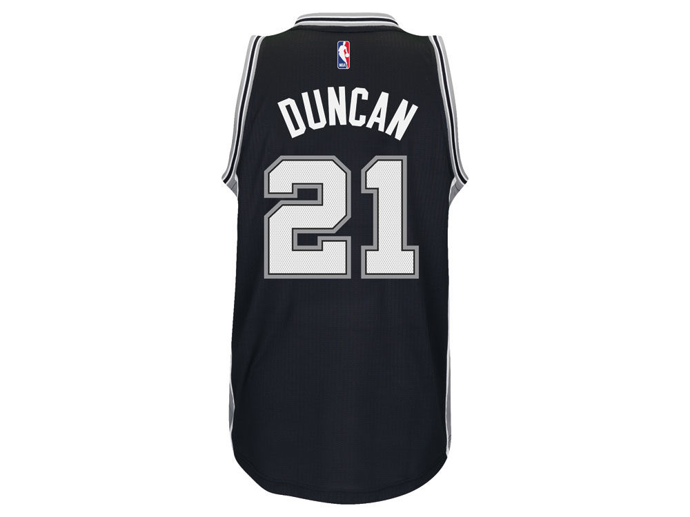 San Antonio Spurs Tim Duncan adidas NBA Men s Swingman Jersey  c0015e652