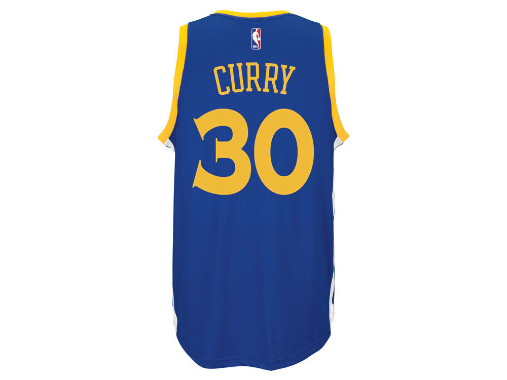 44685e958 Golden State Warriors Stephen Curry adidas NBA Men s Swingman Jersey ...