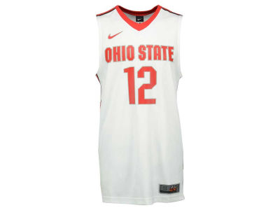 Ohio State Buckeyes Nike NCAA Replica Basketball Jersey