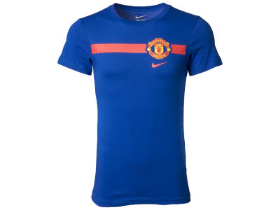 Manchester United Nike Club Soccer Men's Core T-Shirt