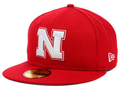 Nebraska Cornhuskers New Era NCAA AC Stock 59FIFTY Cap