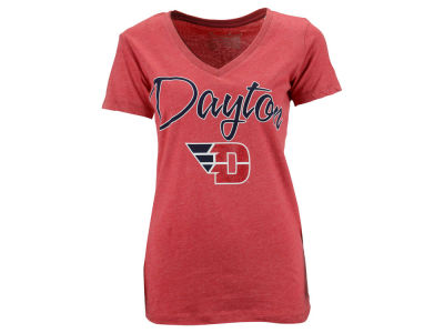 Dayton Flyers NCAA Womens Hugo Vneck T-Shirt 2014