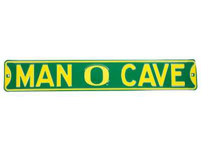 Oregon Ducks Authentic Street Sign Man Cave