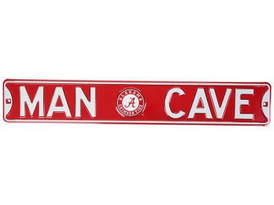 Alabama Crimson Tide Authentic Street Sign Man Cave
