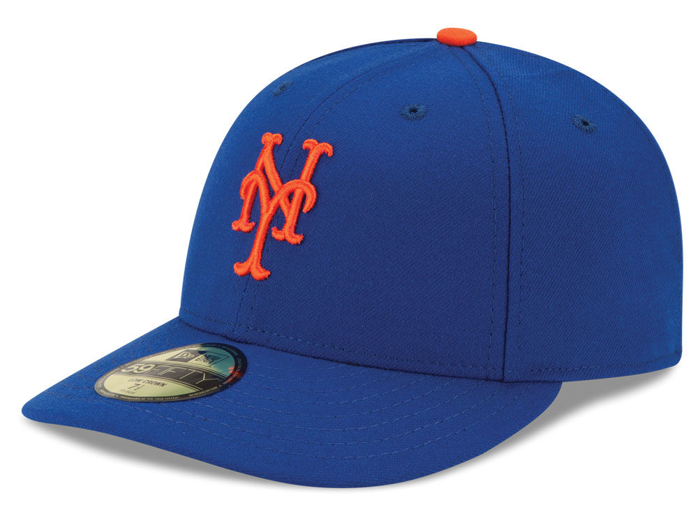 c13640d3a24 ... new york mets new era mlb low profile ac performance 59fifty cap ...