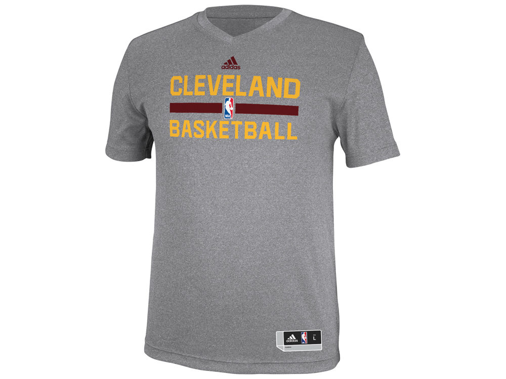 Cleveland Cavaliers adidas NBA Men s Practice Graphic T-Shirt  8ebef4743