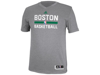 Boston Celtics adidas NBA Men's Practice Graphic T-Shirt