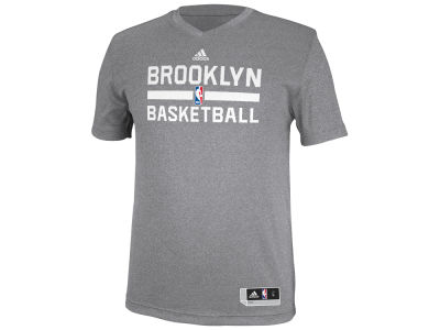 Brooklyn Nets adidas NBA Men's Practice Graphic T-Shirt