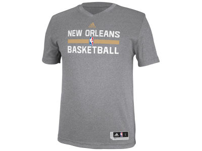 New Orleans Pelicans adidas NBA Men's Practice Graphic T-Shirt