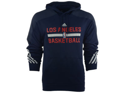 Los Angeles Clippers adidas NBA Men's Practice Hoodie